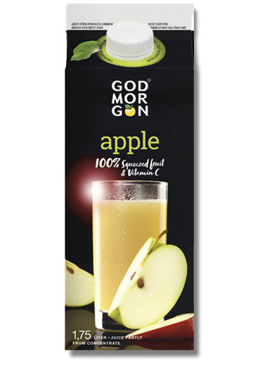 God Morgon Classic Apple 1,75 L