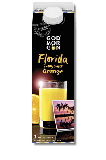 God Morgon® Origin Florida Sunny Sweet Orange 1,0 L