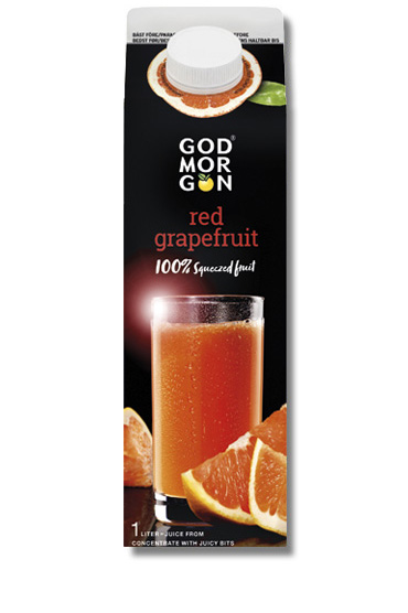 God Morgon Classic Red Grapefruit 1,0 L