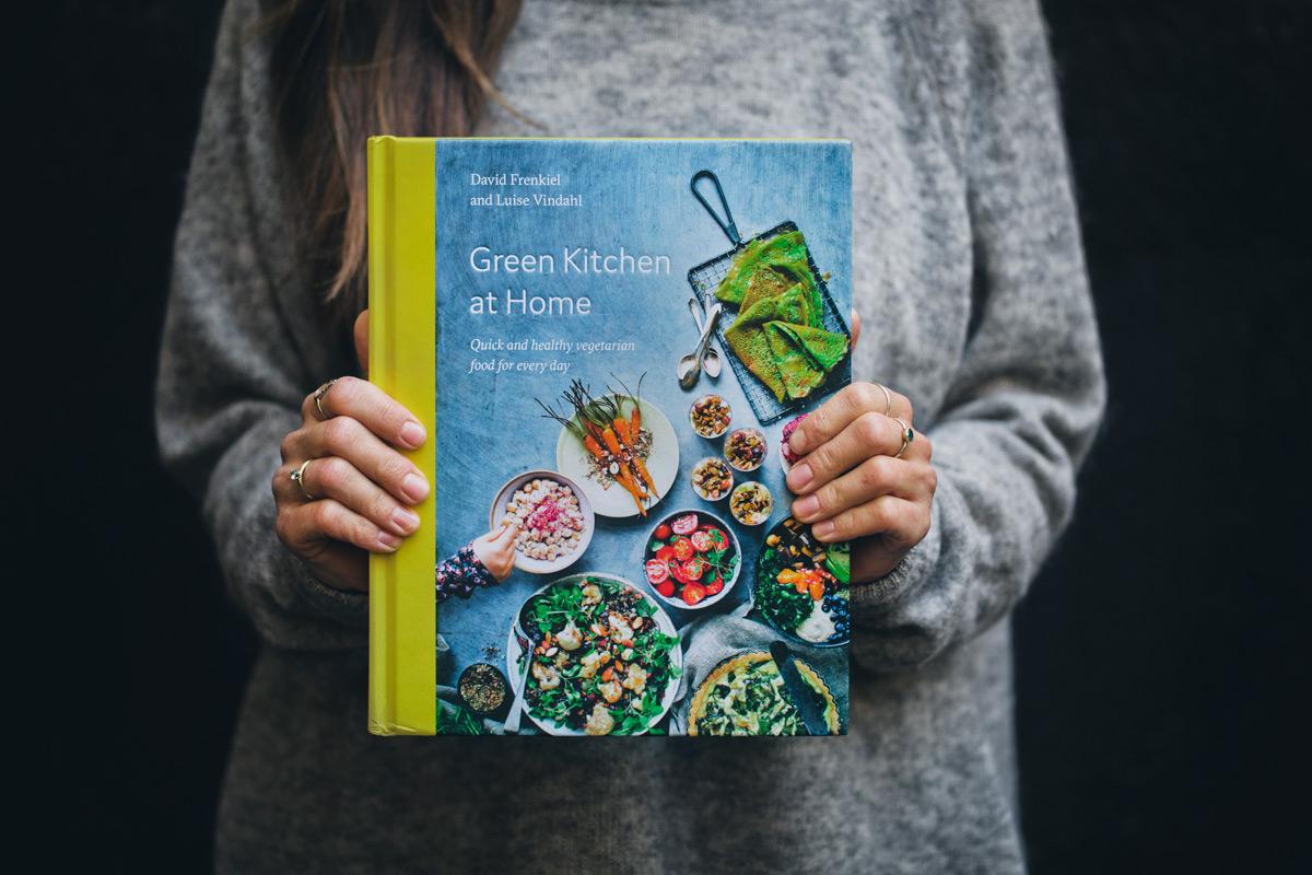 Vinn Green Kitchen Stories nya kokbok