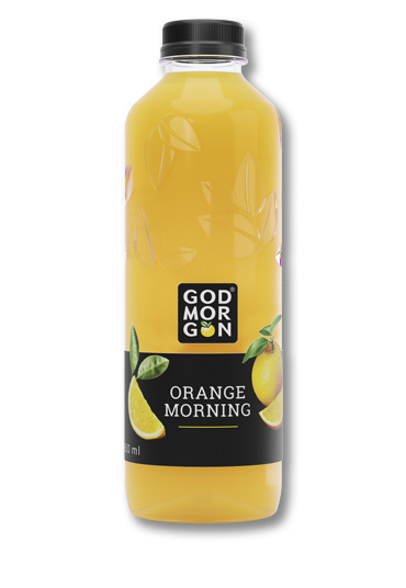God Morgen Orange Morning 0,85 L